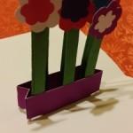 3D cvetna čestitka