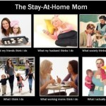 Stay at home mom: iluzija jedne stvarnosti