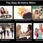 Stay at home mom: iluzija jedne stvarnosti