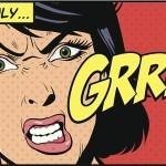 Kad je mama ljuta…