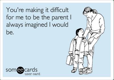 roditeljstvo nije kako sa planirala