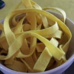 Špagete i testenina od filca