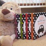 Zašto su crno-bele knjige savršene za bebe