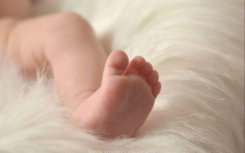 posle porođaja, novorođenče