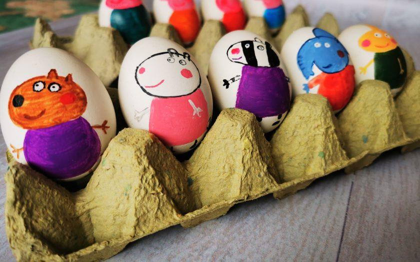 pepa uskršnja jaja